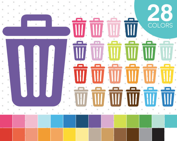 Trash Can clipart Cleaning Clip art Garbage clipart.