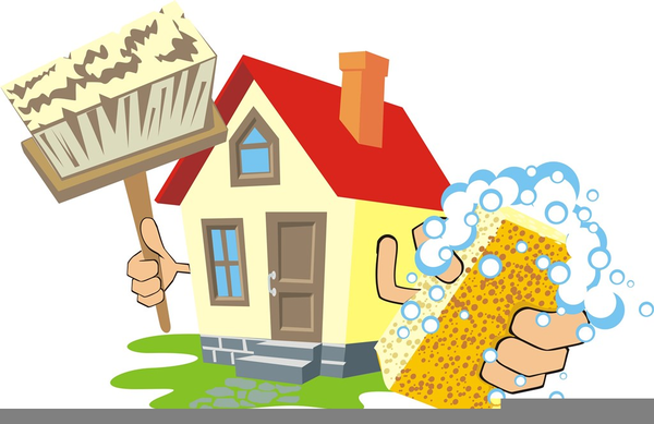 House Cleaning Clipart Free.