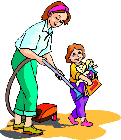 House Cleaning Images.
