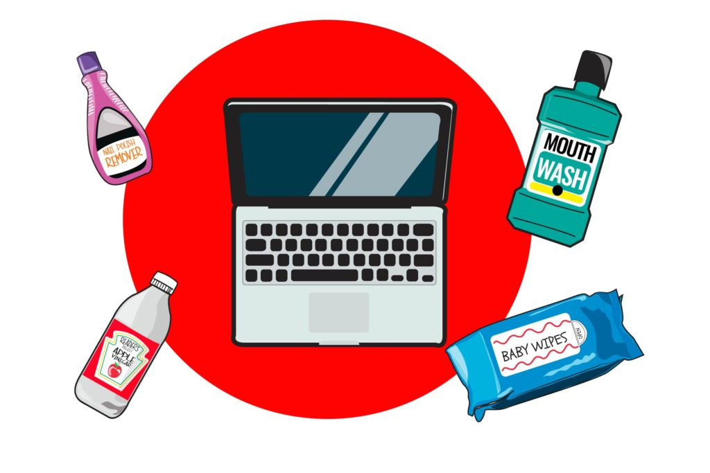 How to Clean a Laptop in Less Than 5 Minutes.