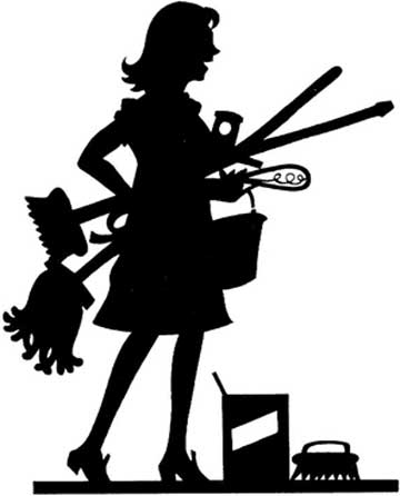 Cleaning Lady Clipart & Cleaning Lady Clip Art Images.