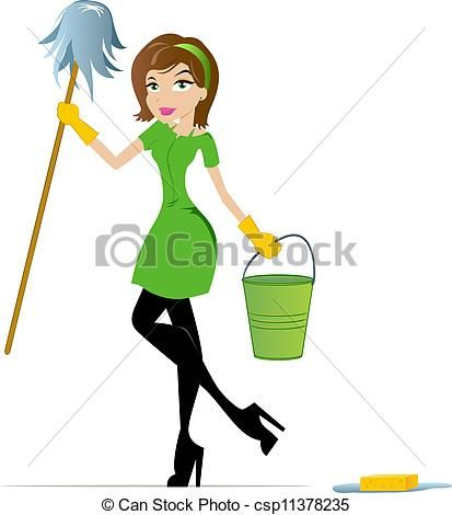 House Cleaning Clip Art Free.