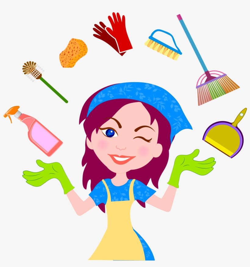 Download Free png Cleaner Maid Service Cleaning Housekeeping.