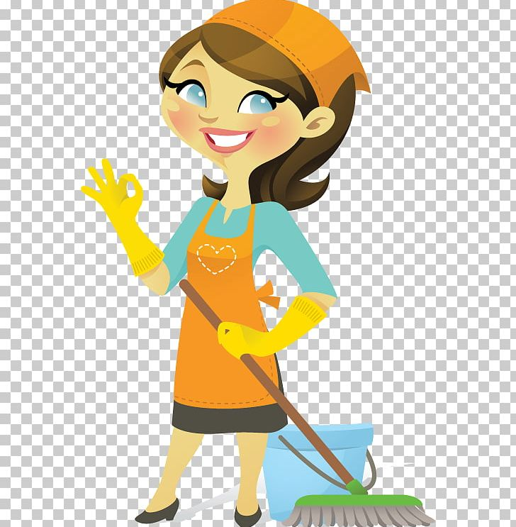 Domestic Worker Cleaner Housekeeping Cleaning PNG, Clipart.