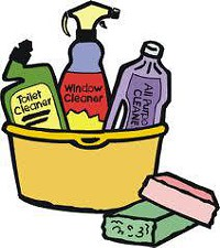 Cleaning Services Clip Art.