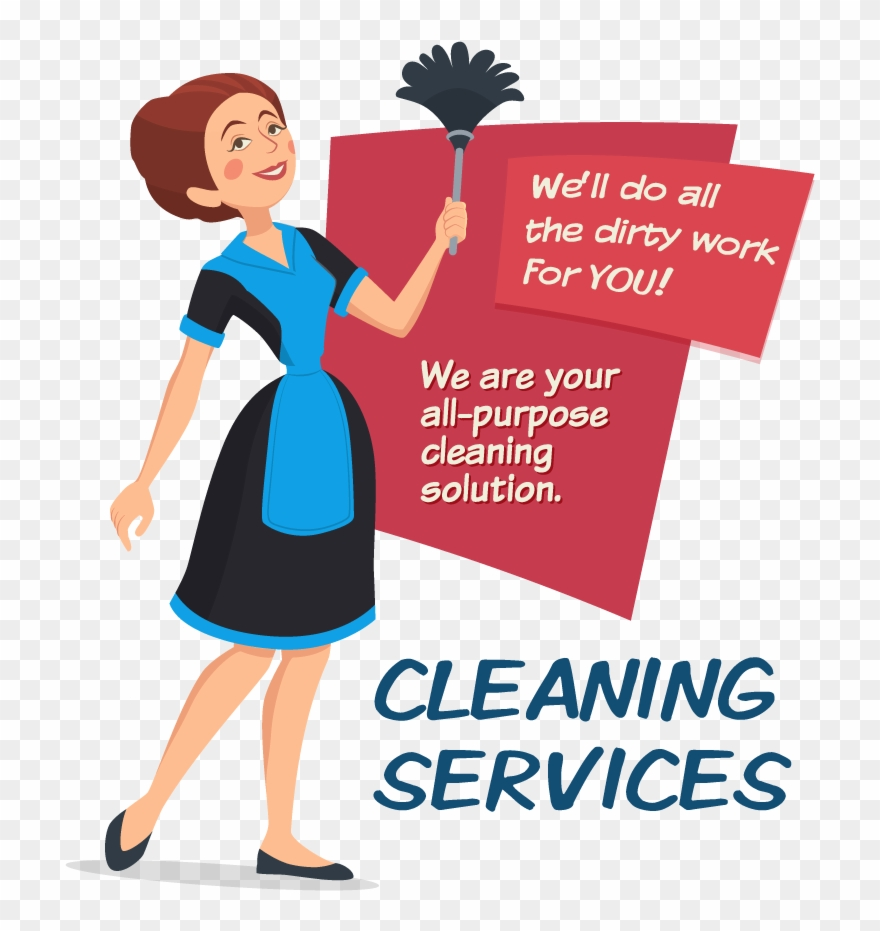 Maid To Order Cleaning Service, Penticton, Bc Clipart.