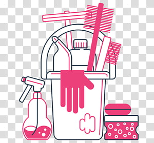 Bucket Cleaning agent , bucket transparent background PNG clipart.