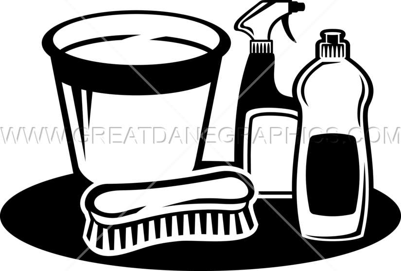 261 Cleaning Supplies free clipart.