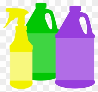 Free PNG Cleaning Supplies Clipart Clip Art Download.