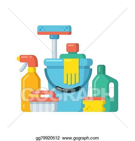 Cleaning tools clipart 8 » Clipart Portal.