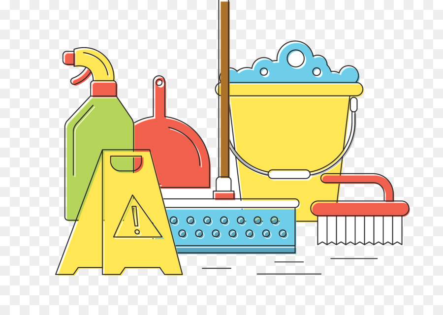 Cleaning tools clipart 7 » Clipart Station.