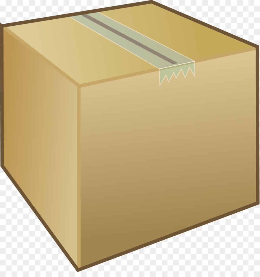 Pizza Box Clipart png download.