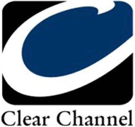 Clear channel Logos.