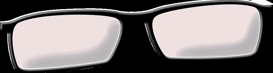 Glasses Illustration.