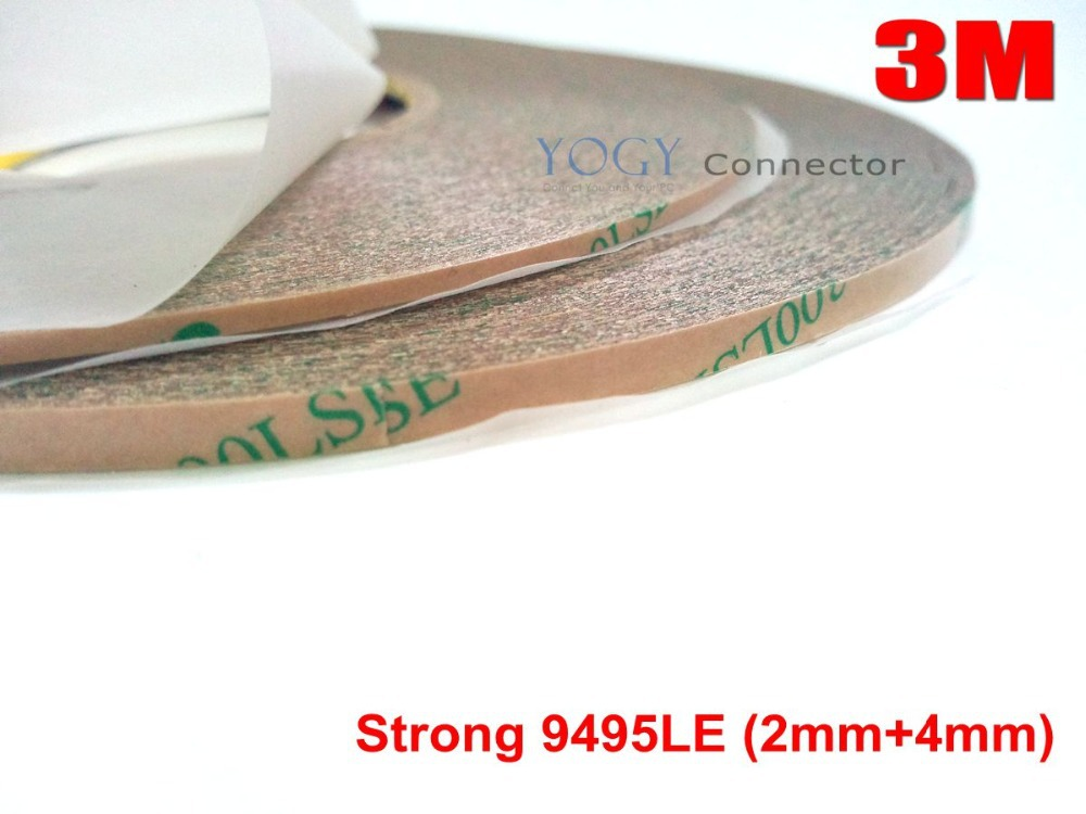 Aliexpress.com : Buy 3M 2x Mixed 2mm/4mm 3M 9495LE 300LSE Strong.
