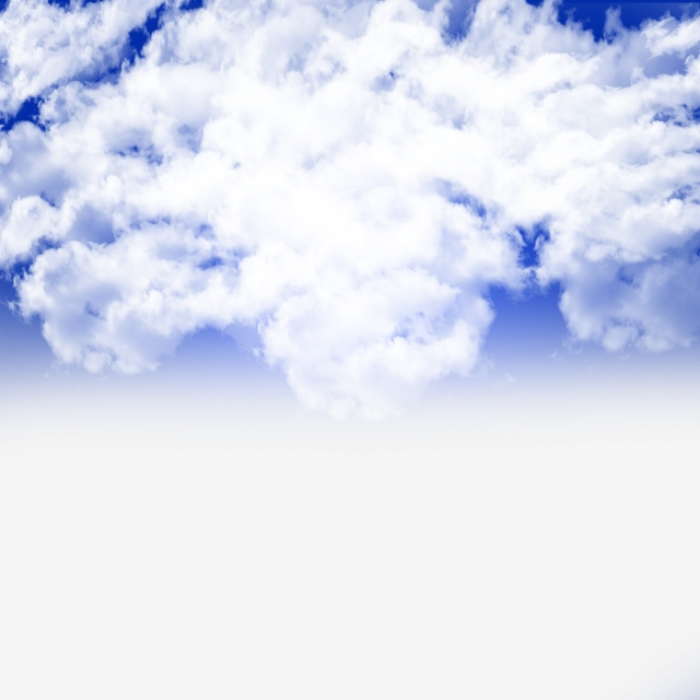 Blue Clear Sky With Small Clouds, Clouds Clipart, Clouds Png, Clouds.