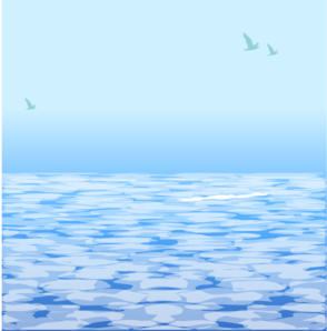 Clear Ocean Clip Art at Clker.com.