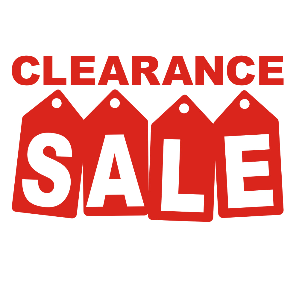 Clearance Free PNG.