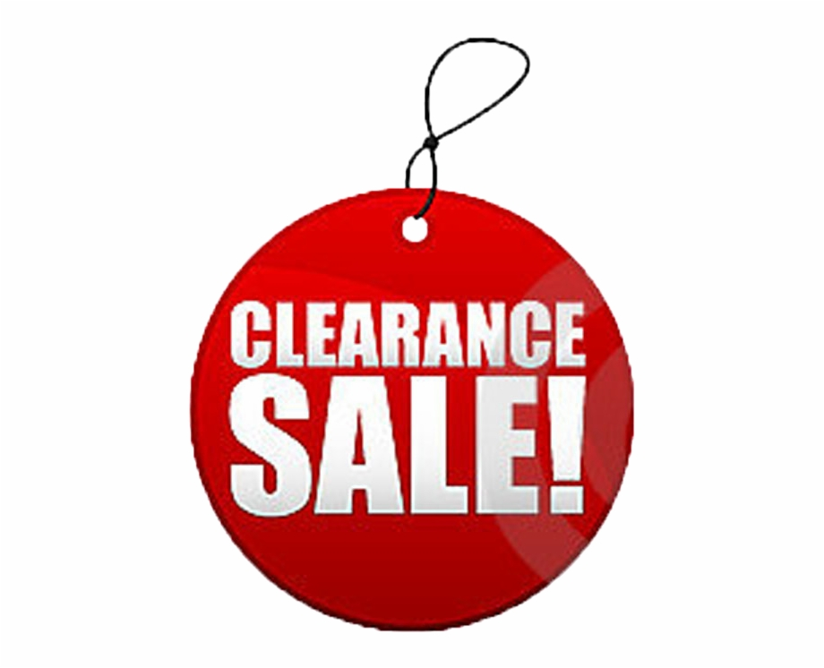 Clearance Sale Png.