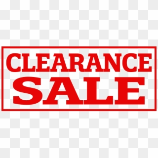 Clearance Sale PNG Images, Free Transparent Image Download.