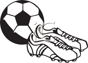 Cute cleat clipart.