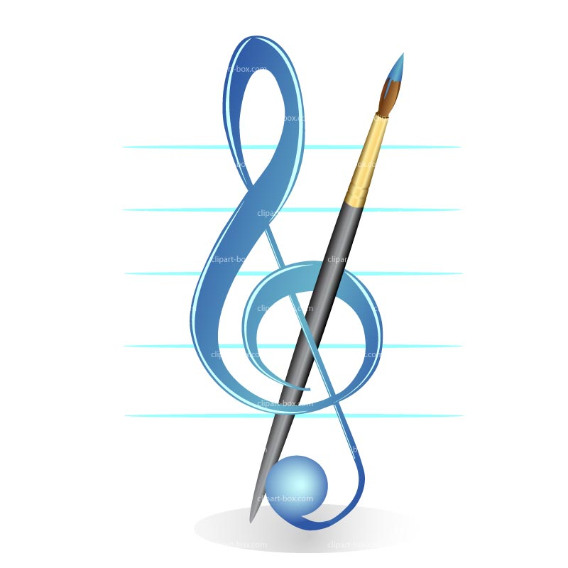 G Clef Clipart.