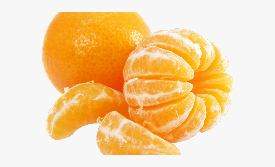 Orange Fruit Clipart Clementine.
