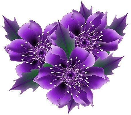 Photo: Purple Clematis.jpg.