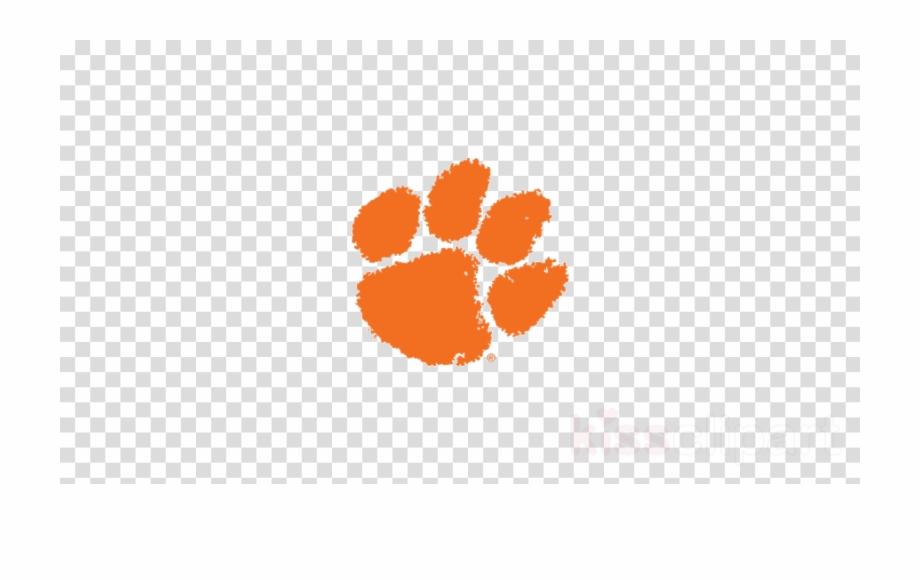 Clemson Tiger Paw Gif Clipart Clemson Tigers Football.