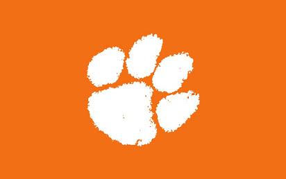 Clemson tiger paw wallpaper free.