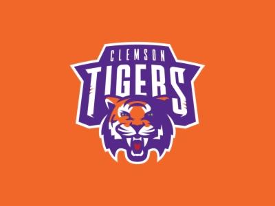 Clemson Tigers Logo Png.