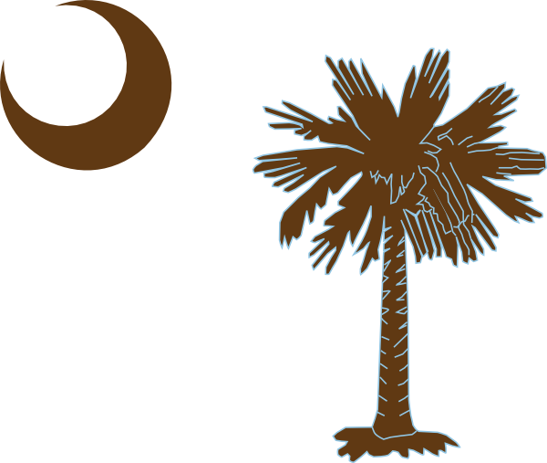 Showing post & media for Clemson palmetto tree symbol.