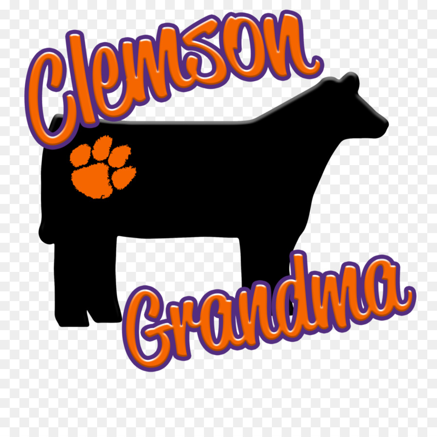 Dog Clemson University Clip art Brand Logo.