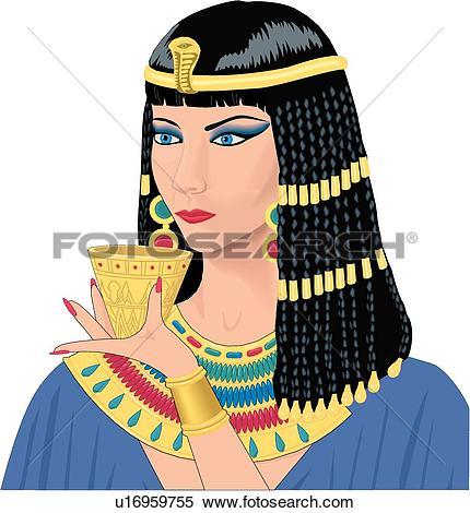 Cleopatra Clip Art Royalty Free. 140 cleopatra clipart vector EPS.
