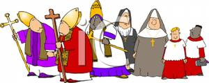 of the Clergy.
