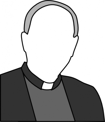 Clergy Clipart.