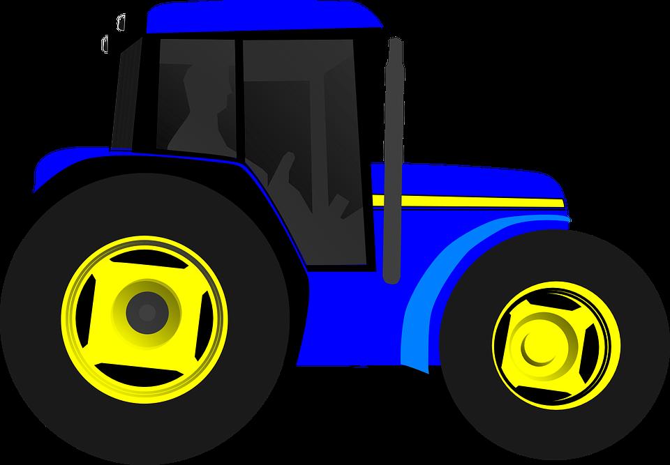 Free photo Tractor Tracks Cletrac Machine Hdr Engine.