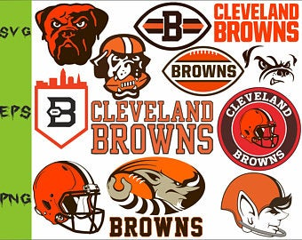 Cleveland browns art.