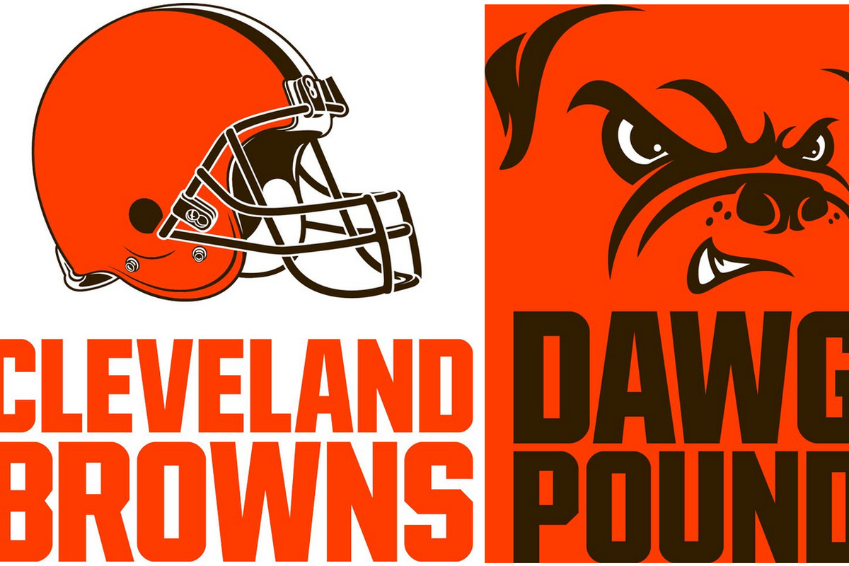 Cleveland Browns New Logos Include an Updated Helmet & Dawg.
