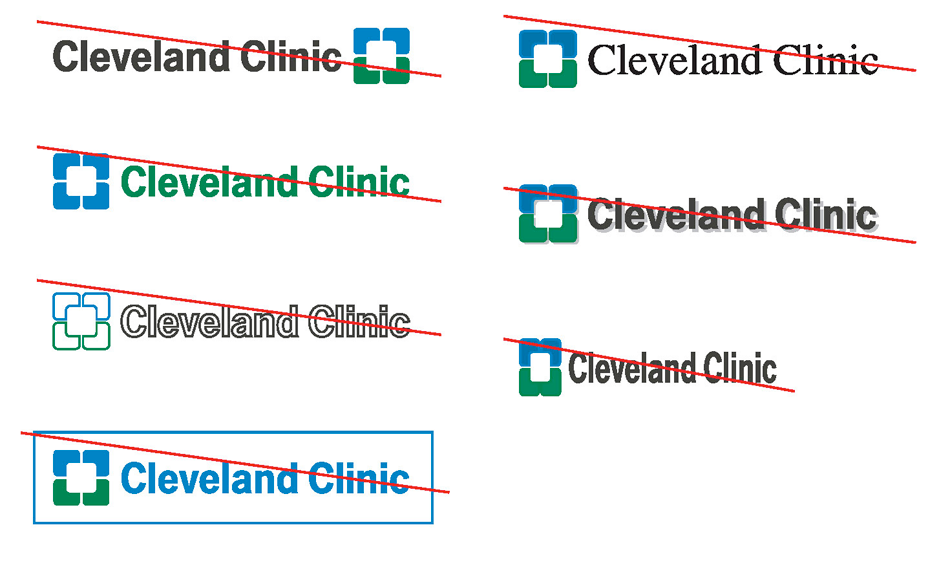 Using our Logos « Cleveland Clinic OnBrand.