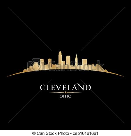 Cleveland ohio clip art.