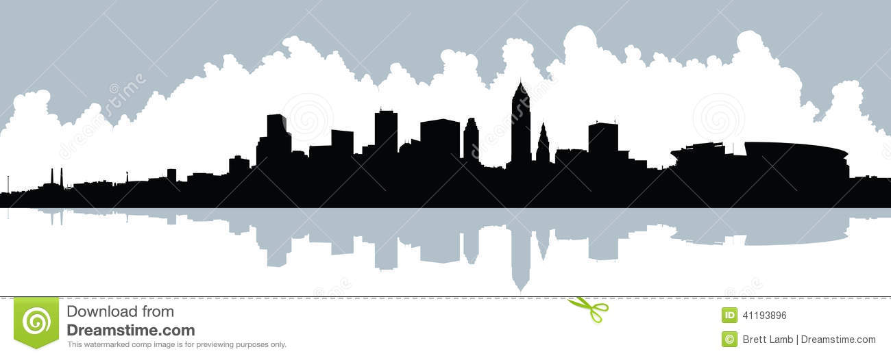 Cleveland Stock Illustrations.