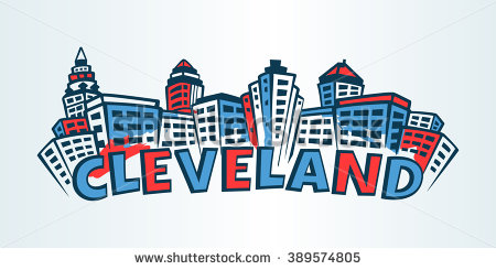 Cleveland clipart.