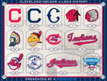 all the Cleveland Indians logos.