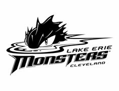 9 Best Lake Erie Monsters Logos images.