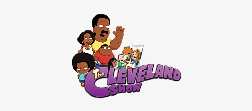 Cleveland Show Logo Png.