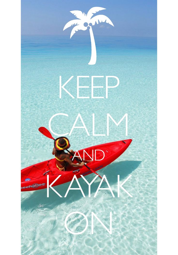 Clever Kayak Sayings Clipart.