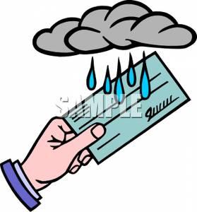 Cliche For Take A Rain Check.