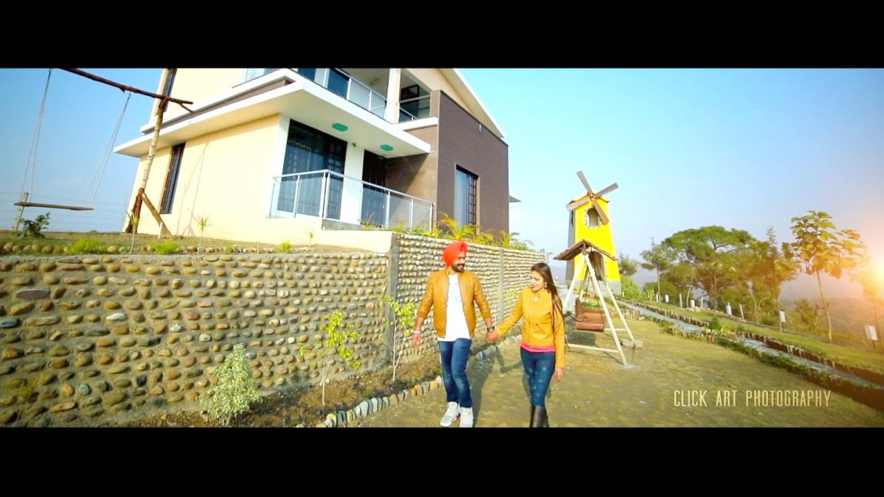 New Pre Shoot Rajbir Singh & Karamjeet Kaur Zindgi Click Art.