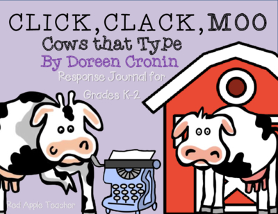 Click Clack Moo Cows That Type.